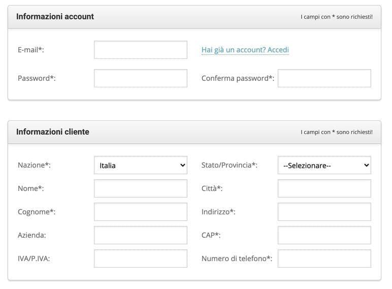 come creare un sito con siteground