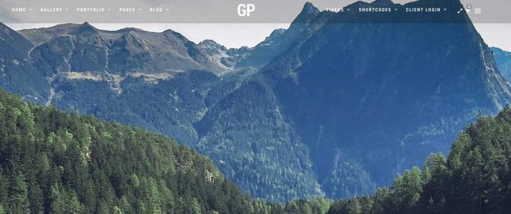grandphotography sito per fotografi