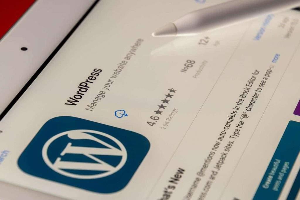 come creare sito wordpress dinamico