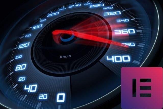 come velocizzare sito web elementor