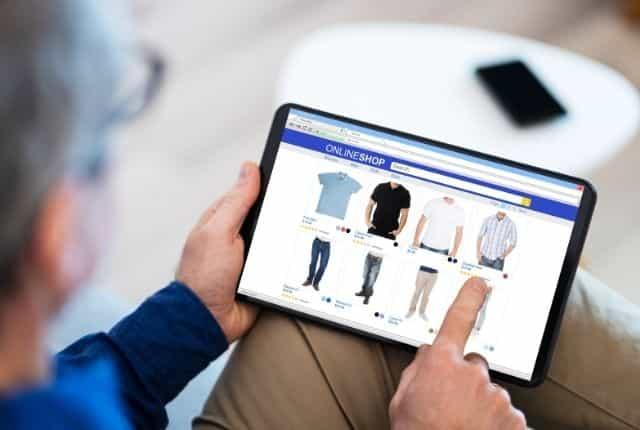 ecommerce sito professionale
