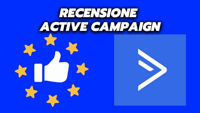 recensione active campaign