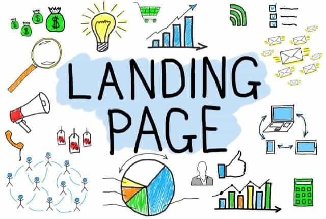 landing page getresponse builderall